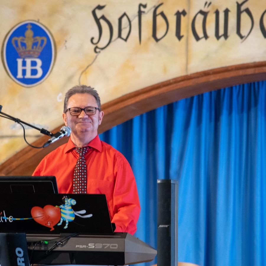 Mister Moskito - Sonntagstanz München